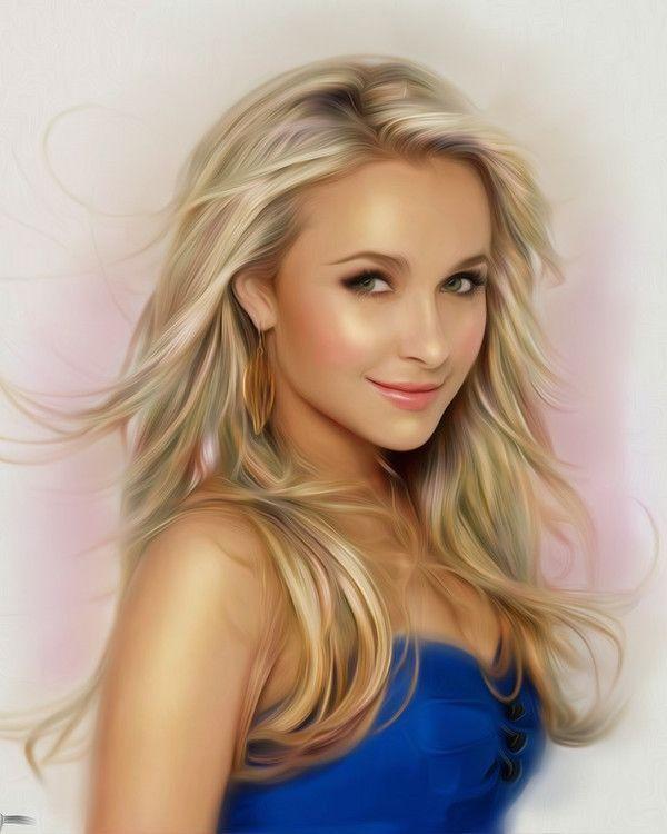 Belle Blond belle blonde