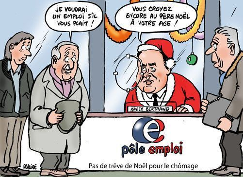 emploi pere noel Humour du Père Noël emploi pere noel