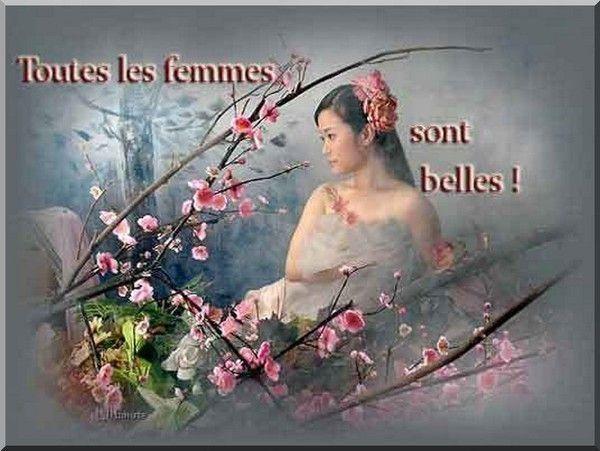 Toutes les Femmes sont belles...