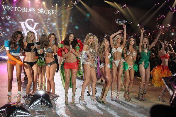 Le défilé Victoria's Secret 2012
